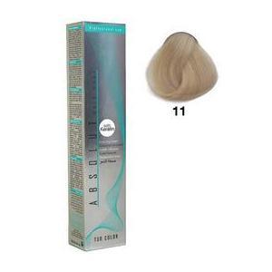Vopsea Permanenta Absolut Hair Care Colouring Cream, nuanta 11 - Extra Blond, 100ml imagine