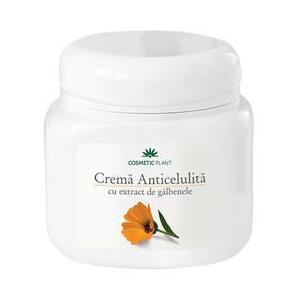 Crema pentru Celulita cu Extract de Galbenele Cosmetic Plant, 500ml imagine