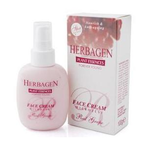 Crema de Fata cu Micronizat de Strugure Rosu Herbagen, 100g imagine