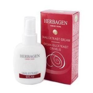 Crema cu Extract din Melc Herbagen, 100g imagine
