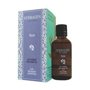 Ulei Relaxant Antistres Ayurveda Spa Herbagen, 50ml imagine
