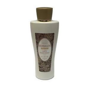 Lapte Demachiant cu Ulei de Argan Herbagen, 200g imagine