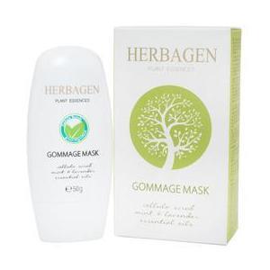 Masca Gomaj Celluloscrub Herbagen, 50g imagine