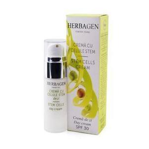Crema de Zi cu Celule Stem SPF30 Herbagen, 30g imagine