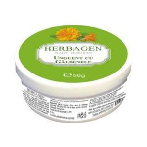 Unguent cu Galbenele Herbagen, 50g imagine