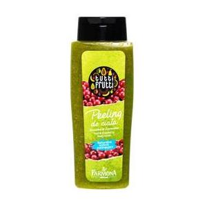 Peeling de Corp cu Pere si Merisoare - Farmona Tutti Frutti Pear & Cranberry Body Scrub, 100ml imagine