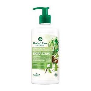 Gel Protector pentru Igiena Intima cu Extract de Coaja de Stejar - Farmona Herbal Care Oak Bark Protective Intimate Gel, 330ml imagine