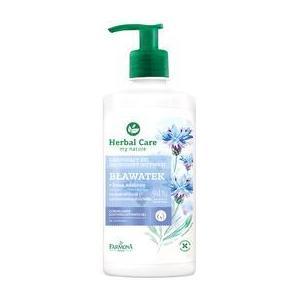 Gel Calmant pentru Igiena Intima cu Extract de Albastrele - Farmona Herbal Care Cornflower Soothing Intimate Gel, 330ml imagine
