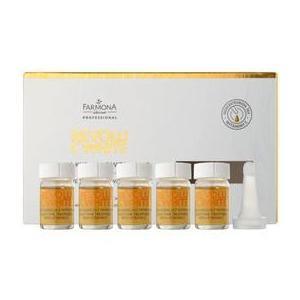 Tratament de Noapte cu Vitamina C pentru Reducerea Petelor - Farmona Revolu C-White Night Time Treatment with Vitamin C, 5 x 5ml imagine