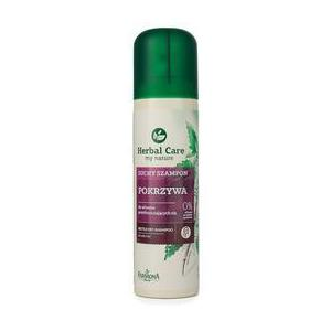 Sampon Uscat cu Extract de Urzica pentru Par Gras - Farmona Herbal Care Nettle Dry Shampoo for Oily Hair, 180ml imagine