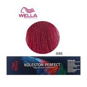 Vopsea Crema Permanenta Mixton - Wella Professionals Koleston Perfect Special Mix, nuanta 0/65 Roz imagine