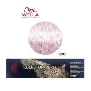 Vopsea Crema Permanenta - Wella Professionals Koleston Perfect ME+ Special Blonde, nuanta 12/61 Blond Special Violet Cenusiu imagine