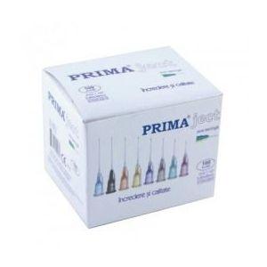 Ace seringa intramusculare Prima, unica folosinta, 21G, 1 1/2' (0.80 x 38mm), verde, 100 buc imagine