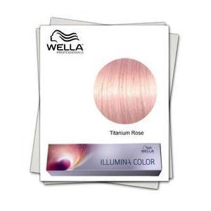 Vopsea Profesionala Wella Professionals Illumina Color Opal Essence Titanium Rose, 60 ml imagine