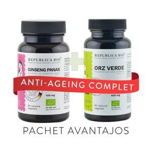 Antioxidanti si AntiAging, Ecologic, EsteEcologic, pachet avantajos, Produs Republica BIO, Remedii BIO, Superalimente BIO, Suplimente nutritive, TVA5 imagine