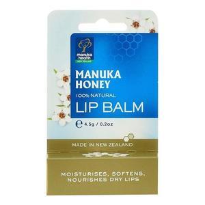 Balsam de buze cu Miere de Manuka MGO 250+ Manuka Health, 4, 5 g, naturala imagine