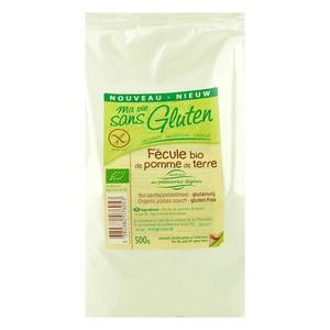 Amidon de cartofi fara gluten Ma vie sans gluten, bio, 500g imagine