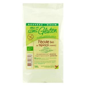 Amidon din tapioca fara gluten Ma vie vie sans gluten, bio, 500g imagine