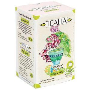 Ceai Verde Cherry Blossom 20 plicuri piramida imagine