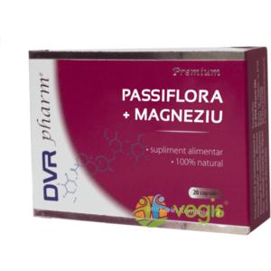 Passiflora + Magneziu 20cps imagine