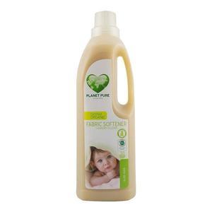 Balsam de rufe pentru hainutele copiilor cu aloe vera Planet Pure, bio, 1 l imagine