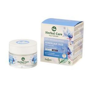 Crema Antirid cu Iris Siberian si Celule Stem - Farmona Herbal Care Siberian Iris with Stem Cells Anti-Wrinkle Cream, 50ml imagine
