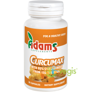 Curcumax 500mg 30cps imagine