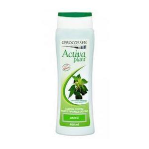 Sampon cu Urzica Activia Plant Gerocossen, 400 ml imagine