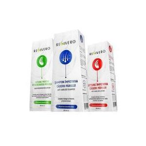 Tratament Regivero impotriva caderii si pentru cresterea parului, formula unica concentrata cu 15 ingrediente naturale imagine