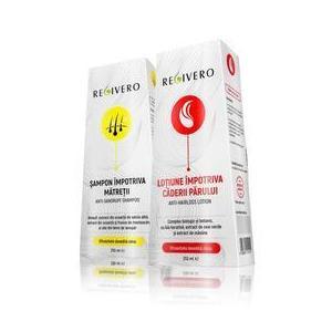 Tratament Regivero anti matreata grasa cu Biosulf si extracte naturale cu garantie pe rezultate imagine