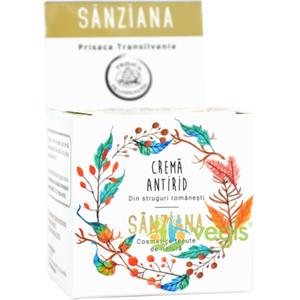 Crema Antirid Sanziana 30ml imagine