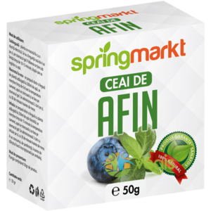 Ceai de Afine Frunze 50g imagine