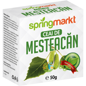 Ceai de Frunze de Mesteacan 50g imagine