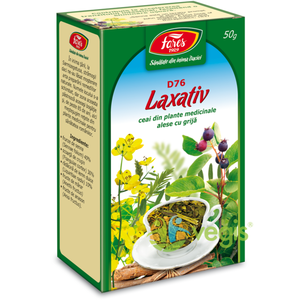 Ceai Laxativ (D76) 50g imagine