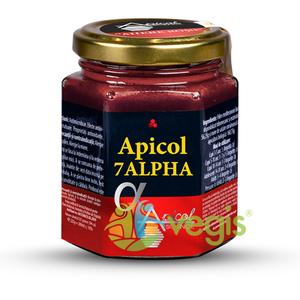 Apicol7Alpha - Mierea Rosie 200ml imagine