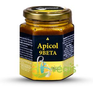 Apicol9Beta - Mierea Galbena 200ml imagine
