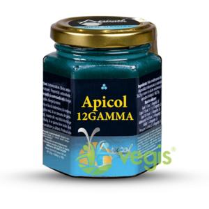 Apicol12Gamma - Mierea Albastra 200ml imagine