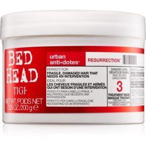 TIGI Bed Head Urban Antidotes Resurrection masca revitalizanta pentru parul deteriorat si fragil imagine
