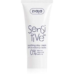 Ziaja Sensitive crema calmanta pentru piele uscata, actionand impotriva senzatiei de mancarime imagine