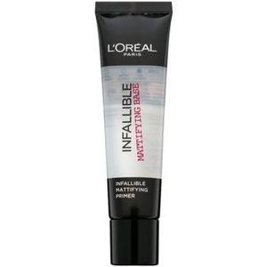 L'Oréal Paris Infallible baza pentru machiaj matifianta imagine