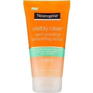 Neutrogena Clear & Defend exfoliant facial pentru netezirea pielii imagine