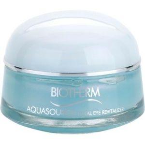 Biotherm Aquasource Total Eye Revitalizer tratament pentru ochi umflati cu efect racoritor imagine