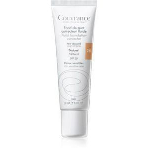 Avène Couvrance makeup lichid SPF 20 imagine