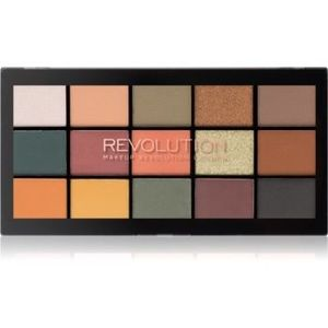 Makeup Revolution Iconic 1 paleta farduri de ochi imagine