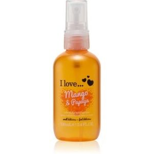 I love... Mango & Papaya spray de corp racoritor imagine