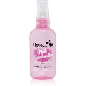 I love... Pink Marshmallow spray de corp racoritor imagine