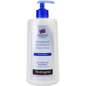 Neutrogena Norwegian Formula® Deep Moisture lotiune de corp intens hidratanta pentru piele uscata imagine