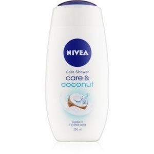 Nivea Care & Coconut gel cremos pentru dus imagine