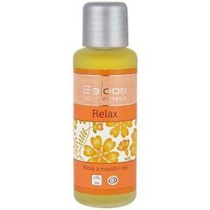 Saloos Bio Body and Massage Oils ulei de corp pentru masaj Relax imagine