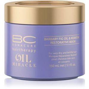 Schwarzkopf Professional BC Bonacure Oil Miracle Barbary Fig Oil Masca de par pentru par foarte uscat si deteriorat imagine